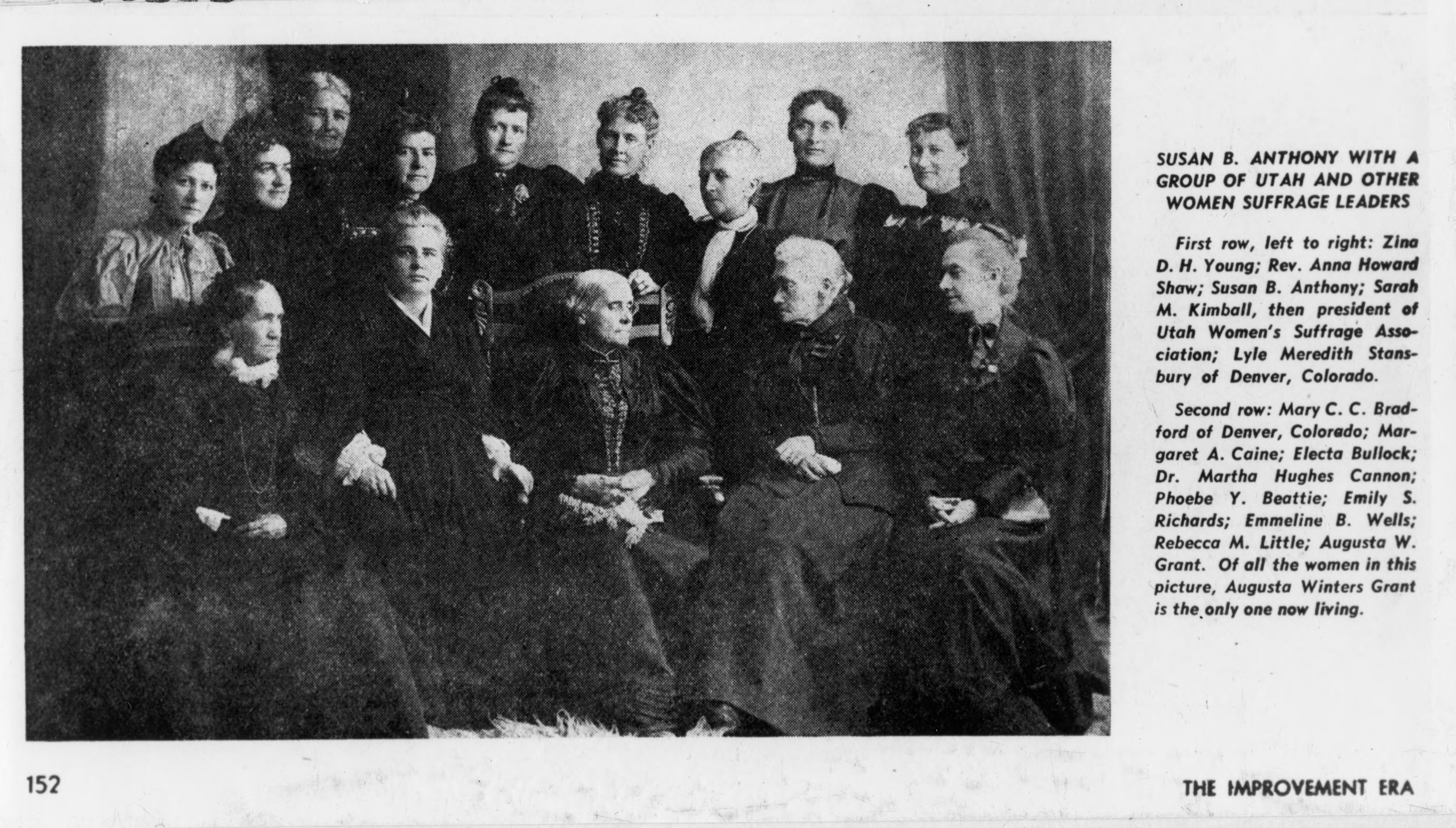 Woman Suffrage And Local Coverage Of The 19th Amendment In