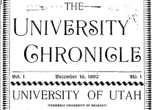 university chronicle
