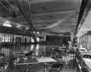 Terrace Ballroom Inside