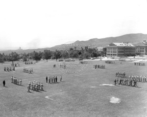 The_Military_on_campus_University_of_Utah_14_World_War_II