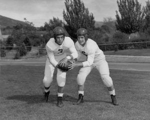 U Archives D Athletics- Football 1940-1949 Fd 1 #005