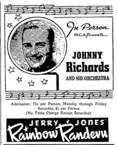 johnny richards