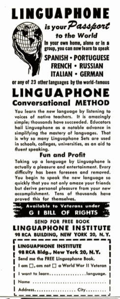 Linguaphone