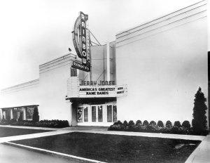 Rainbow Randevu Front Utah State Historical Society