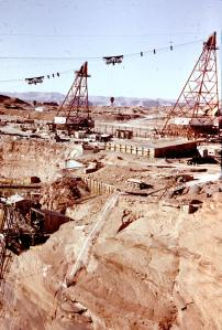 glen canyon construction