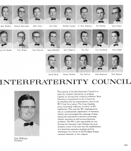 Interfraternity Council-1