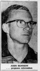 John Bennion